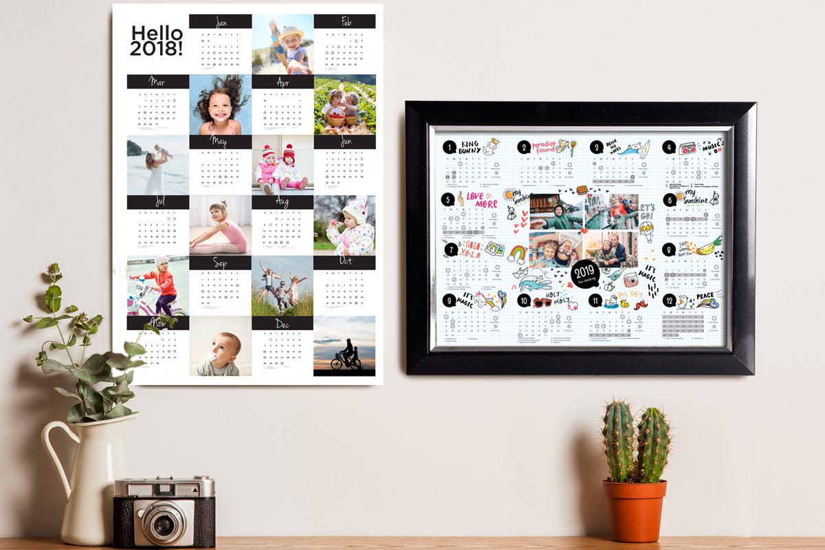 5 Reasons Why We Still Buy Paper Calendars.