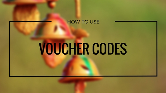 How To Use Your Voucher Code in 3 Steps