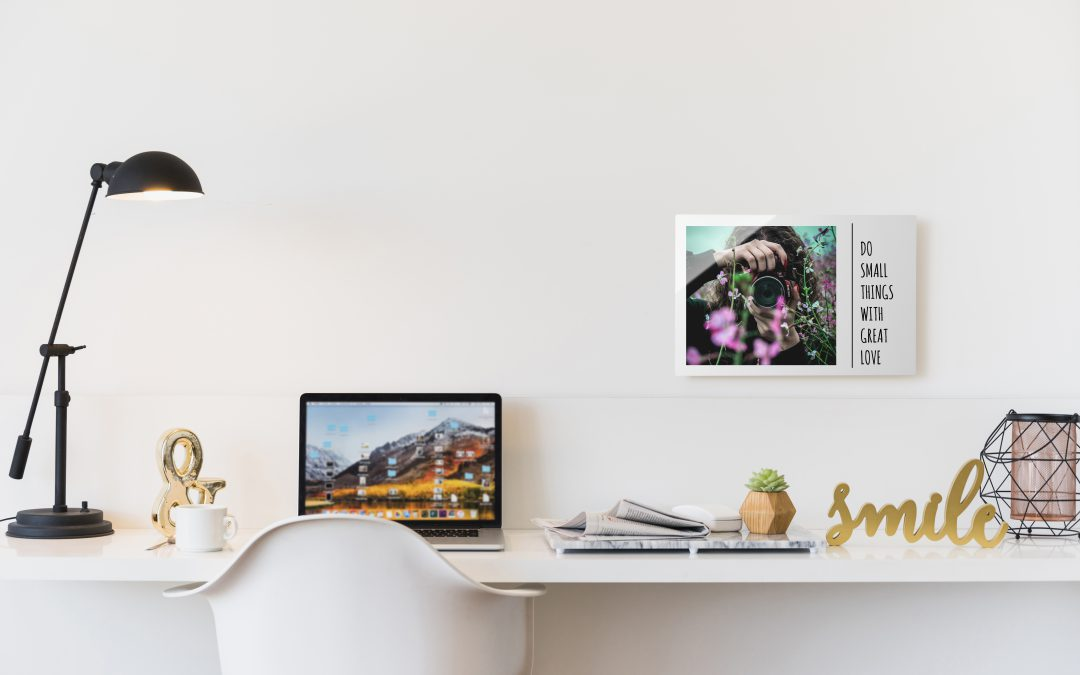 5 Tips to Turn Your Workspace from Drab to Fab