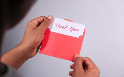 5 Creative Ways to Say Thank You