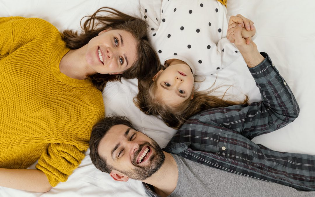 Top 4 Tips for Better Family Time