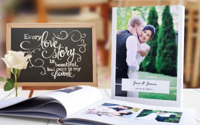 A Guide to Choosing Your Wedding Photo Book