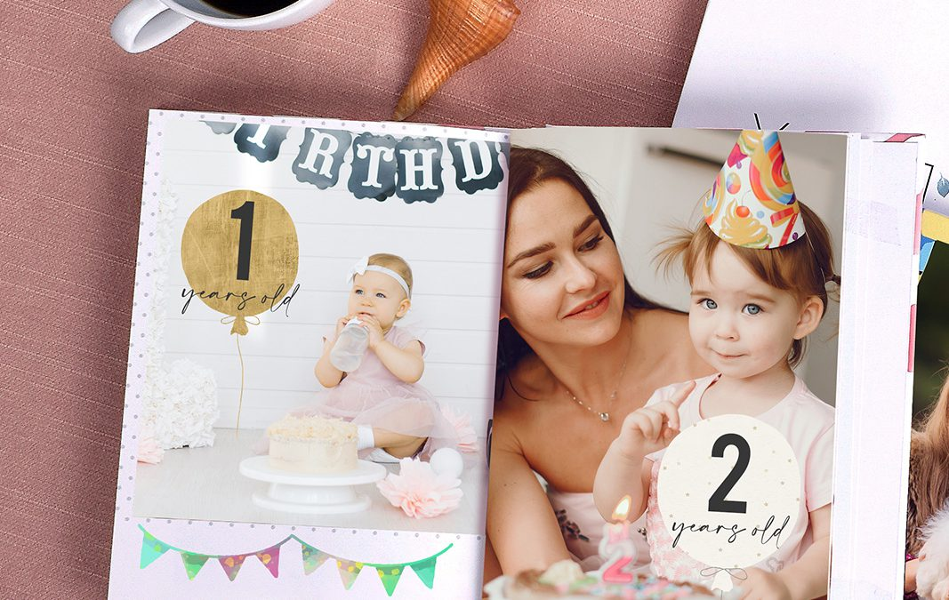 How to Make a Baby Book in 4 Easy Steps